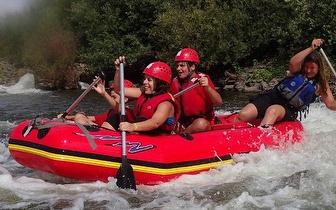 Programa de Rafting de 2 dias em Serpa por 94€/pessoa!