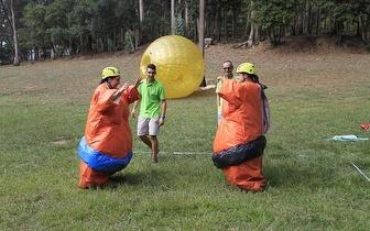 Funny Team Games por 19€/pessoa na Póvoa do Varzim!