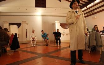 Jogo de Cluedo personificado 'Murder, He Said' desde 37€/pessoa em Lisboa!