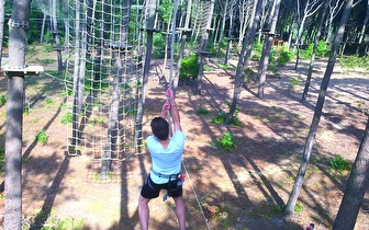 Arborismo desde 13€/pessoa na Figueira da Foz!
