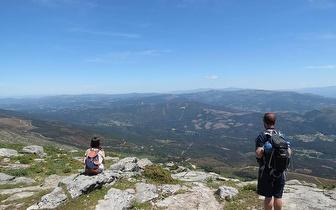 Caminhada na Serra DArga pelos caminhos do Lobo Ibérico por 18€/pessoa!