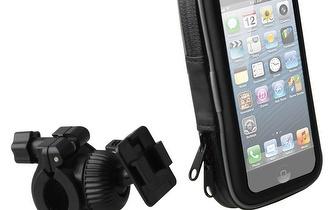 Bolsa para Smartphone com suporte para Mota/Bicicleta por 11€ com entregas em todo o País!