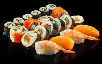 Menu de Sushi para 2 Pessoas ao Almoço por 29€ na Póvoa de Varzim!