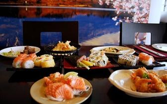 All You Can Eat de Sushi por 10,50€ ao Almoço em Cascais!