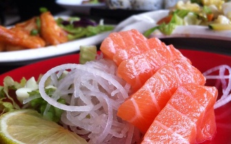All You Can Eat de Sushi ao Jantar por 14€ em Cascais!