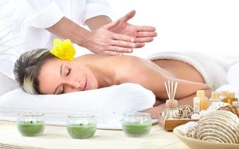 Ritual Relaxante + Massagem de Relaxamento por 14€ em Corroios!