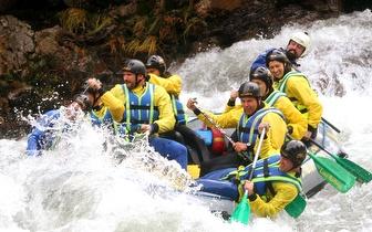 Rafting por 41€/pessoa no Rio Paiva!