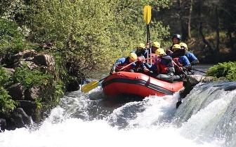 Rafting por 38€/pessoa no Rio Paiva!