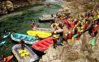 Baptismo de Rafting no Rio Paiva por 25€/pessoa!