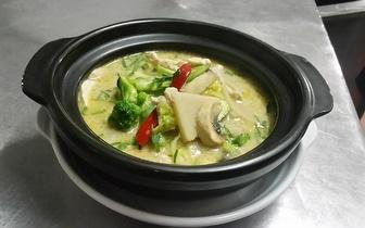 Menu Tailandês vegetariano para 2 pessoas por 15€ no Marquês de Pombal!