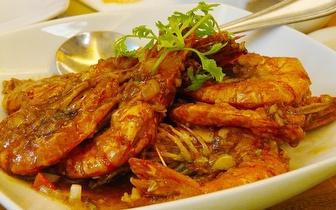 Menu Filipino para 2 pessoas ao jantar por 19€ no Marquês de Pombal!