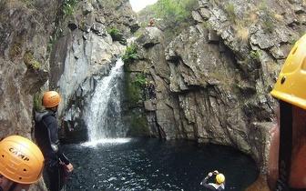 Atividade de Canyoning por 32€/pessoa no Rio Frades em Arouca!