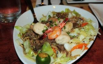 Menu Filipino para 2 pessoas ao Almoço por 19€ no Marquês de Pombal!