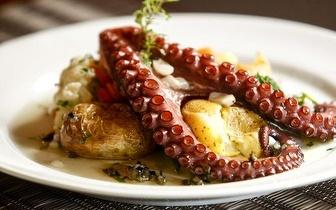 O sabor da Cozinha Portuguesa com desconto de 10% em fatura em Gaia!