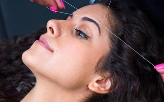 Workshop de Threading com certificado por 89€ no Marquês de Pombal!