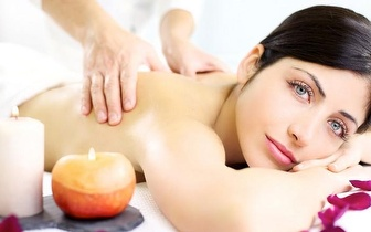 Massagem Relaxamento de 45min. por 9€ no Saldanha!