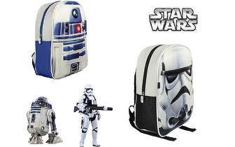 Mochila 3D oficial Star Wars por 15€ com entregas em todo o País!