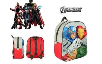 Mochila 3D oficial dos Avengers por 13€ com entregas em todo o País!