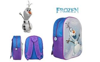 Mochila 3D oficial do Frozen por 15€ com entregas em todo o País!