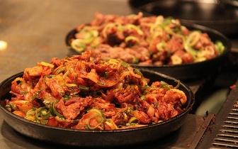 Comida Exótica: Menu para 2 por 18€ ao Jantar na Estefânia!
