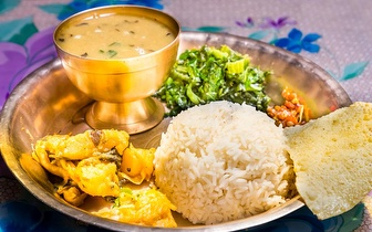 Menu Nepalês: Almoço para 2 Pessoas por 14€ no Rossio!
