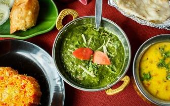 Menu Nepalês: Jantar para 2 Pessoas por 14€ no Rossio!
