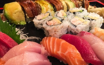 All You Can Eat de Sushi ao Almoço com Bebida por 13,90€ no Parque das Nações!