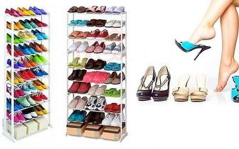 Organizador de Sapatos (30 Pares) por 5,90€ com entrega em todo o país!