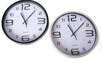 Relógio de Parede por 5,90€ com entrega em todo o país!