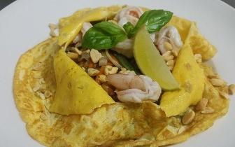 Menu Tailandês Vegetariano: Almoço para 2 Pessoas por 15€ no Marquês de Pombal!
