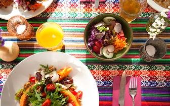 Menu de Fusão Asiática & Vegetariano por 11,90€ ao Almoço em Lisboa!