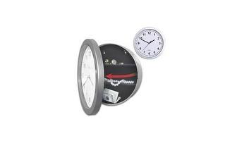 Relógio de Parede com Compartimento Secreto por 9,90€ com entrega em todo o país!