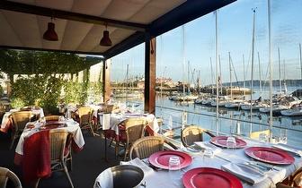 Reserva para Almoço ou Jantar no Restaurante Doca Peixe!