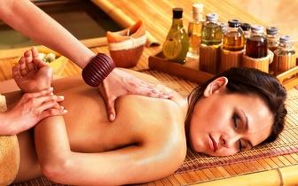 Massagem Terapêutica localizada por 9,90€ em Algés!