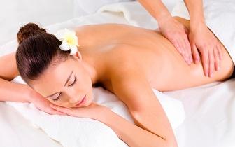 Massagem de Relaxamento de 50min ao Corpo Inteiro por 15€ em Algés!