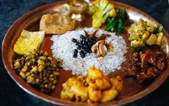 Menu Nepalês Almoço durante a semana por 7€ em Arroios!