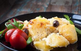 Almoço: Menu Completo para 2 Pessoas por 19€ no coração de Oeiras!