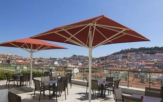 10% desconto em fatura no Rooftop Bar do Hotel do Chiado!