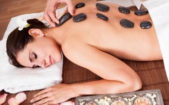 Massagem de Relaxamento ou Pedras Quentes por 12€ em Massamá!