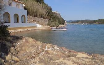 Passeio de Barco na Zambujeira Velha por 14€/pessoa em Vila Nova de Milfontes!