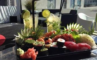 Sushi: Menu Degustação Especial para 2 Pessoas ao Jantar por 27€ no Parque das Nações!