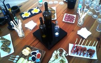 Visita e Degustação com Tapas por 11,25€/pessoa em Campo Maior!