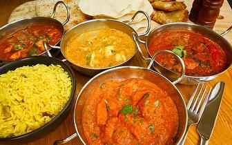 Menu Jantar para 2 de Comida Nepalesa,  ou Italiana por 19€ em Picoas!