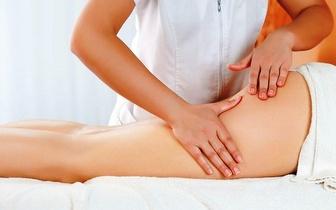 Massagem Redutora com Toalhas Quentes por 15€ em São Cosme!