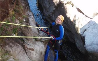 Cascading a partir de 18€/pessoa em Ponte da Barca!