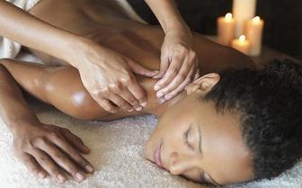 Massagem Relaxamento com Esfoliação Corporal por 18€ em São Cosme!