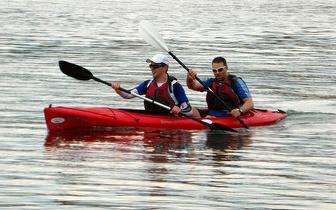 Passeio de Kayak por 18€/pessoa no Cercal!