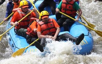 Batismo de Rafting por 18€/pessoa em Melgaço!