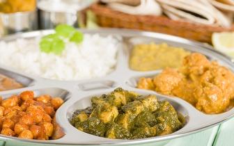 Menu Nepalês para 2 ao Almoço por 19€ em Alcântara!