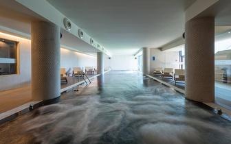 Ritual Spa: Massagem + Esfoliação + Duche Vichy + Circuito de Águas + Ritual do Chá por 39€ no Tryp Aeroporto!